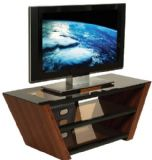 Peerless New Orleans Walnut TV Stand for LCD Plasma LED 3D up to 50 inch 1100mm